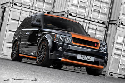 Project Kahn Vesuvius Edition Sport 300